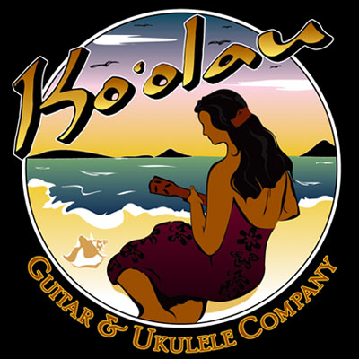 Uke Republic Ko olau Guitar and Ukulele Co