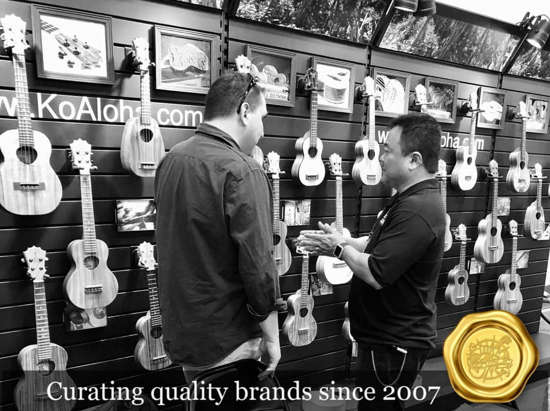 Quality Ukulele Brands at UKE Republic